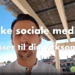 sociale medier digital markedsføring holbæk